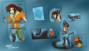 Counter tf Poniy TF Lucario by Threehorn