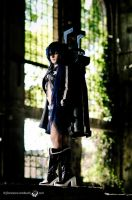 Black Rock Shooter by KICKAcosplay