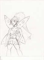 Fairy by dchotwolf101