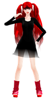 MMD Realistic Chipy by McChipy