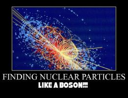 Motivation - Finding Nuclear Particles by Songue