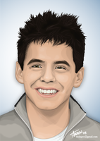 David Archuleta Portrait by MolaproAndrew