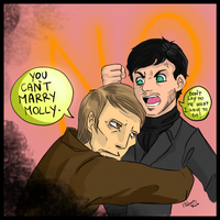 Hannibal - You can't marry her by FuriarossaAndMimma