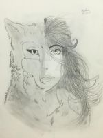 Inner Wolf by SuperWh0Locked