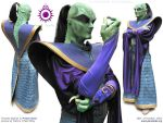 Xizor The Supreme Falleen 2003 by TheCloneEmperor