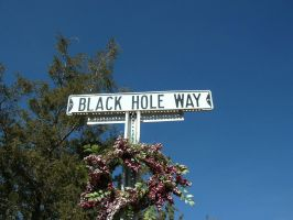 Black Hole Way by asilentbob