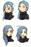 teh many faces of sang-ki by merumori