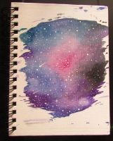 Sketchbook cover by Sausis