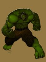 Hulk by Chamba by slur
