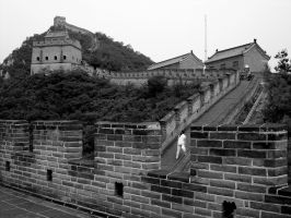 Chinese Wall by TopDroPics