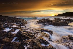 Kiama Dawn by InnerComa