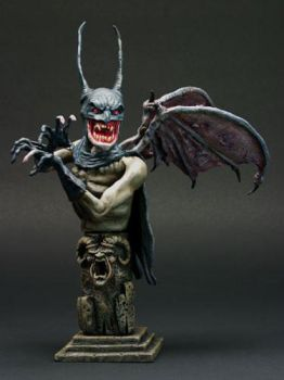 Vampire Batman by Blairsculpture
