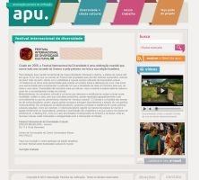 APU website by xdls