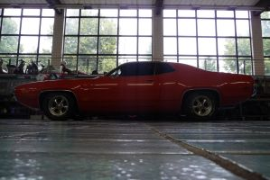 Plymouth Roadrunner by theTobs