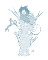 More of Shiny Straitjackets and Puffy Cocoons by Levvvar