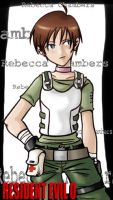 Rebecca chambers by bechan