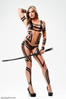 Black Tape Bushido by LeeSouthPhoto
