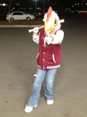Hotline miami- Jacket cosplay by Fucc-You