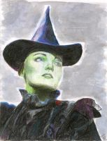 Elphaba: Kerry Ellis by hannahisabelle