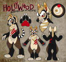 Hollywood concept by enjoiPANDAS