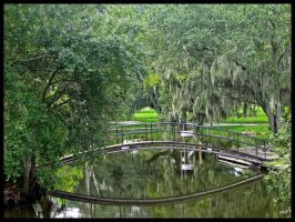 New Orleans City Park 1 by SalemCat