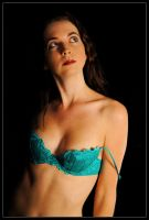 Kathryn - blue lingerie 5 by wildplaces