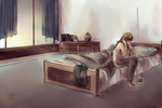 not a morning person by soi-scholla