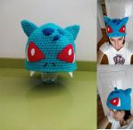 Bulbasaur hat by anapeig