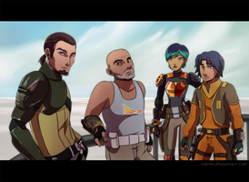 Rebels Screencap by rayn44