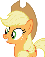 Applejack by Fercho262