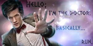 Hello, I'm The Doctor by reignoffire86