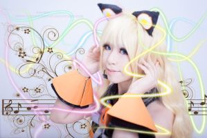 Cosplay - Vocaloid - SeeU by PipiChu0226