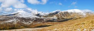 Ben Lawers II by younghappy