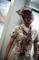[Cosplay]  Nurse (Silent Hill) by Baitong9194