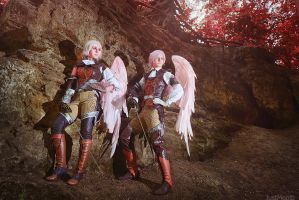 Lineage 2 by JustMoolti