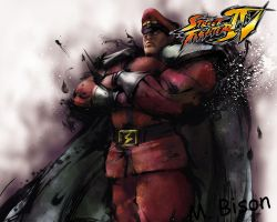 M. Bison by skolberg