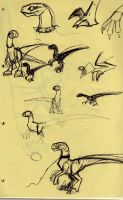 Mystra and Rover_sketches29 by Mystra-Inc