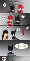 BatFlash - Confess by Cold-Creature