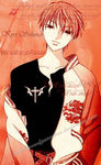 Kyo Sohma by fortheloveofpancakes