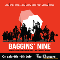 Baggins' nine  at www.TeeBusters.com by donot182