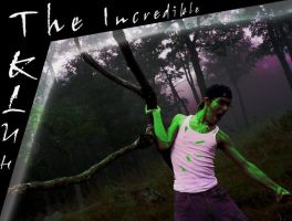 The Incredible by bloodfilledlungs