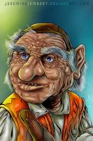 Hoggle COLORS by JeremiahLambertArt