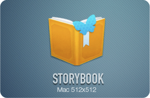 Story Book Icon by chumsdock