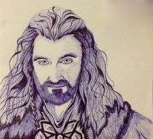 Thorin by Bagginses13
