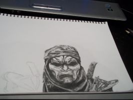 The Immortals w.i.p by KyleSF92