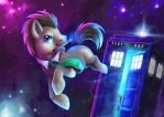 All of pony time and space by KaceyMeg
