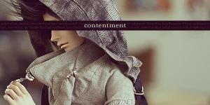 contentment by R727