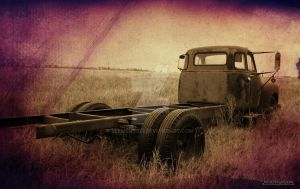 Old and Rusty 3 by element321