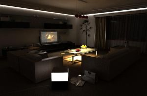 inTerior . episode Night by meNous