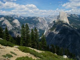 Yosemite National Park 4 by ShadowsStocks